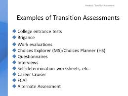 Developing Quality T/IEPs Writing Quality Present Level Statements ...