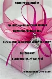 monthly paparazzi box 20 paparazzi jewelry displays paparazzi accessories