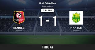 Rennes is a town with a lot of animations but it's depend on the dates of your stay. Rennes Nantes Live Score Stream And H2h Results 07 27 2013 Preview Match Rennes Vs Nantes Team Start Time Tribuna Com Newsproxy Org