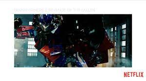 Netflix - The Decepticons picked the wrong planet....
