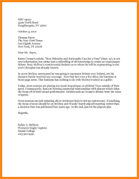 Formal Letter Latest Format 10 Formal Letter Format Example Riot Worlds