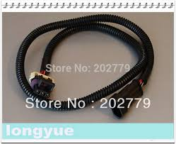 aliexpress com buy longyue 10 pcs ls1 ls6 to ls2 ls3 camshaft aliexpress com buy longyue 10 pcs ls1 ls6 to ls2 ls3 camshaft sensor extension adapter wiring harness 45cm wire from reliable harness adapter suppliers on