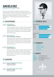Free Modern Resume Templates Best Of Free Contemporary Resume
