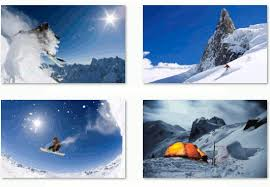 Windows 10 Winter Theme Download Snow Sports Theme For Windows 10 7 And 8