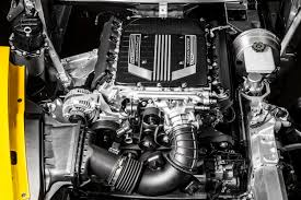 GM 6.2 Liter Supercharged V8 LT4 Engine Info, Power, Specs, Wiki ...
