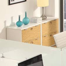 modern office storage. Z-Line Modular Lateral File Cabinet - White Stay Organized The Stylish Way With Marvelously Modern . Office Storage