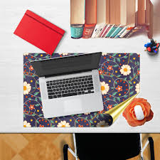 office study desk. Home Office Decoration 3d Study Desk Table Top Stickers Wall Decor Decals Kids Dorm Room Adesivo Vinilo Pegatinas Mousepad Z 029-in From