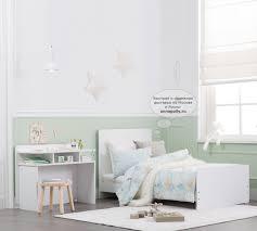 <b>Cilek Baby</b> Cotton кровать трансформер с полками - купить в ...