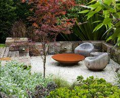 Small Picture A contemporary Australian garden designed by Peter Fudge This