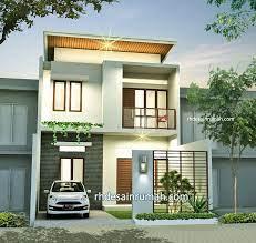 Rumah 2 lantai sederhana merupakan model rumah minimalis 2 lantai yang tepat untuk diterapkan dalam keadaan keterbatasan lahan. Desain Rumah Minimalis Modern 2 Lantai Di Semarang Rhdesainrumah