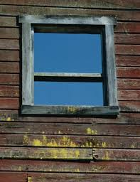 how to change the glass in a wood frame window