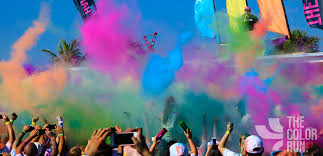 Image result for run a color run