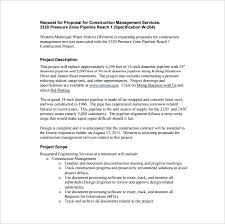 Contract Bid Proposal Contractor Bid Proposal Template Skincense Co