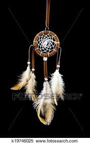 Beautiful Dream Catcher Images Stock Image of Beautiful dream catcher on black background 84