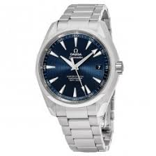 designer watches for auction online auction king omega blue dial stainless steel mens watch