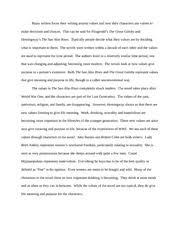 feminism essay hemingway feminism andtheneww ofworldwarone  7 pages final exam essay