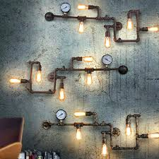 diy industrial lighting. 20 Unconventional Handmade Industrial Lighting Designs You Can Diy