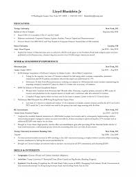 investment banking resume investment banker resume template resume investment banking resume example