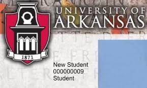 Card Arkansas University Office Campus Of