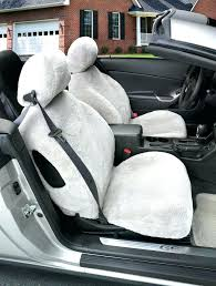 car seat covers sheepskin car seat covers tailor made solid color car seat