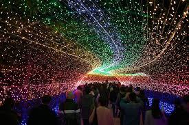 spectacular lighting. Photo Credit: Tairoy Spectacular Lighting E