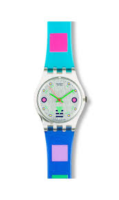 This Was My Very First Swatch