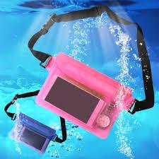 <b>Three Layers Waterproof</b> Waist Bag Women Man Fanny Pack water ...