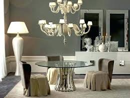 glass dining table with marble base round glass dining room table empire round glass dining table