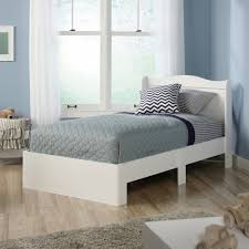 White And Walnut Bedroom Furniture Better Homes And Gardens Crossmill Mates Bed Weathered Walmartcom