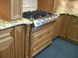Kitchen Cabinets For Less Cinnamon Maple Glazed Kitchen Cabinets Quicuacom