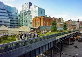 Architects design 'little island' getaway in nyc to give city dwellers a touch of nature. High Line Wikipedia