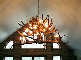 full size of deer antler chandelier home depot elk horn chandeliers design magnificent how to make
