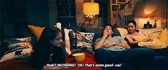 Because he's a boy and my dad is surrounded by girls. To All The Boys I Ve Loved Before 12 Perfect Gifs Of Peter Kavinsky