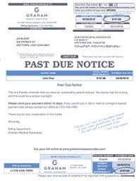 Past Due & Final Notices - Pos Professional Office Services, Inc.