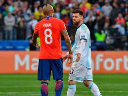 بث مباشر مشاهدة مباراة الأرجنتين ضد تشيلي الاثنين 14-6-2021 في بطولة كوبا  أمريكا 2021