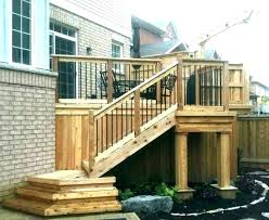 outdoor wood stair railing exterior wood stairs nice outdoor stair railing backyard outside paint exterior wood outdoor wood stair railing