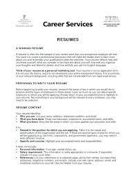 Resume Format Google Docs Resume Format Google Docs 44