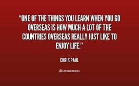 Chris Paul Quotes. QuotesGram