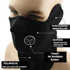 <b>Aisling</b> Global Corporation Men's Fabric Face Mask for Bikers Dust ...