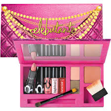 the personal stylist makeup kit by benefit cosmetics is a limited edition makeup kit to give you the celeb look this portable kit is packed with everything