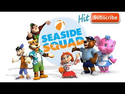 Seaside Squad Haven Holidays - Princess Polly Bradley DJ Ned Anxious Greedy  Rory - Kids Style - YouTube