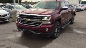 All Chevy chevy 1500 high country : 2017 Chevrolet Silverado 1500 4WD Crew Cab High Country Roy ...