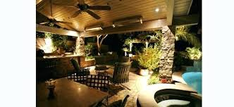 patio lighting ideas gallery. Patio Ceiling Lights Outdoor Ideas Gallery Of Lighting And Your Lovely Porch Fans With Latest Exterior For T