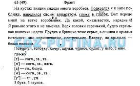 ГДЗ по русскому языку класс Баранов Ладыженская Тростенцова