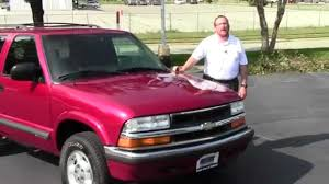 Used 2000 Chevy Blazer LS 4wd for sale at Honda Cars of Bellevue ...