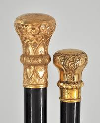 Ladies Walking Canes Decorative Two Victorian Walking Sticks With Decorative Knobs 10001000100 56