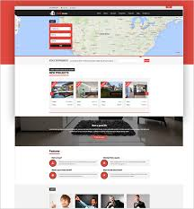 download template for website in php 21 real estate php themes templates free premium