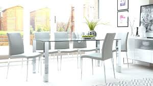 glass dining table set dining room glass tables and chairs safety glass dining table glass dining