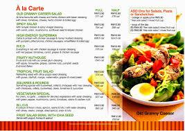 follow me to eat la malaysian food blog the salad bar simply healthy citta mall ara damasara petaling jaya