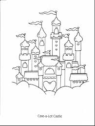 Small Picture wonderful the castle of care bear coloring pages printable with